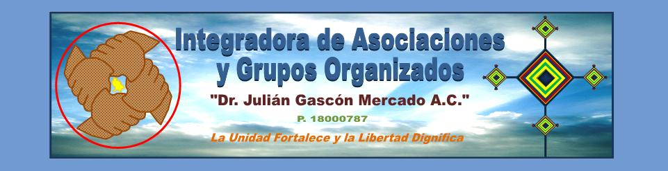 "INTEGRADORA ""Dr. Julián Gascón Mercado A.C."""