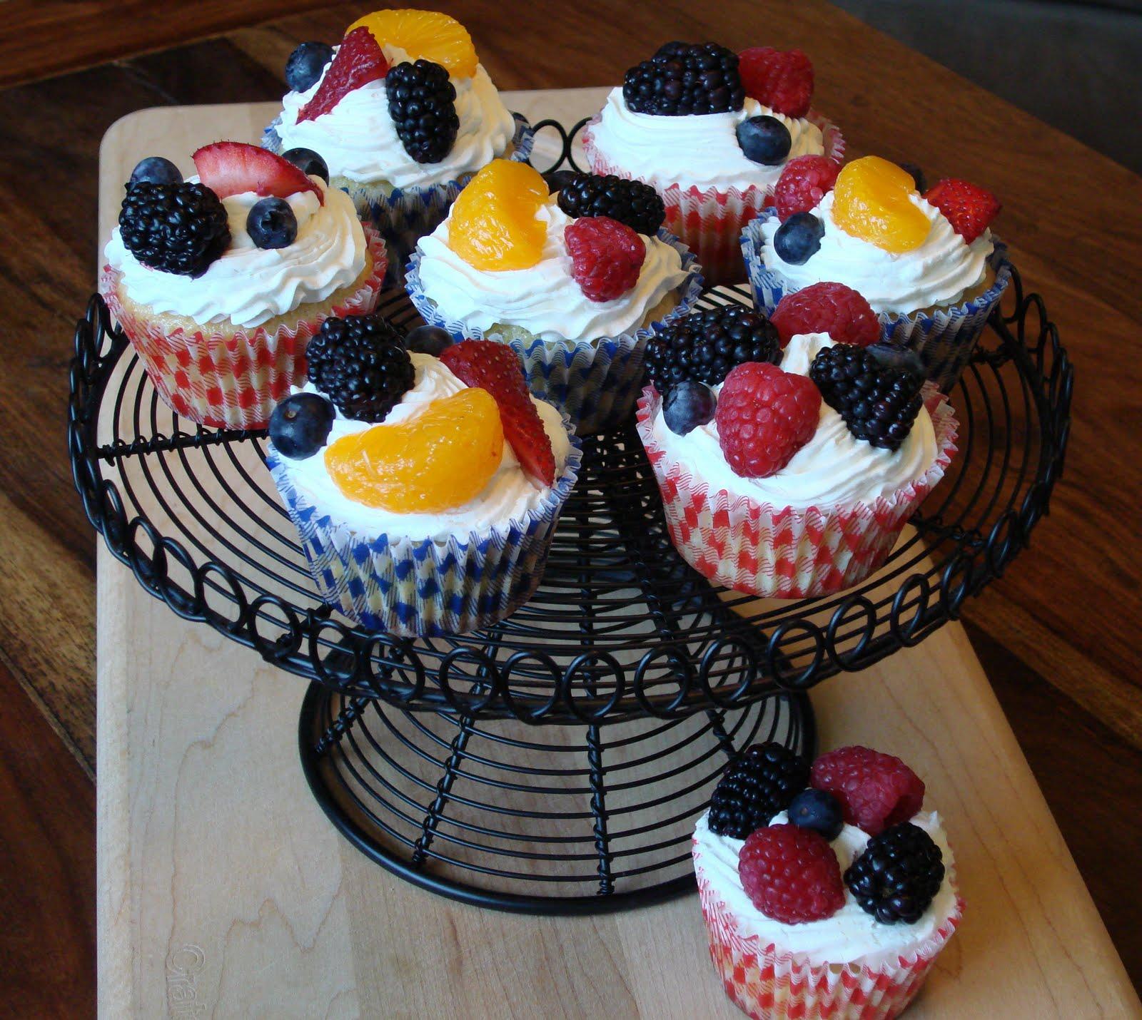 Debby's Cakes: Celebrating Memorial Day with Vanilla bean ...