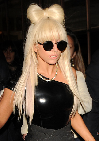 lady gaga no makeup no wig. Lady Gaga No Makeup Or Wig