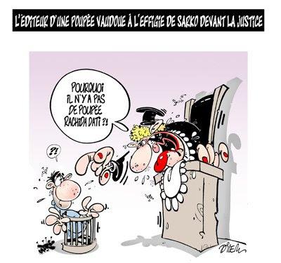 dati CDG 04 : Crime de lèse-majesté
