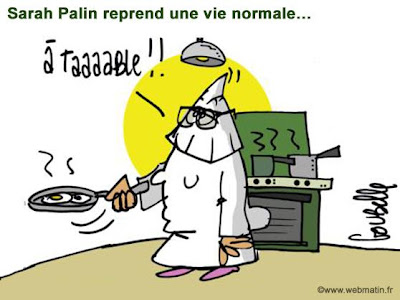 pallin CDG 10 : Sarah Pallin, ou la déchéance des femmes en politique