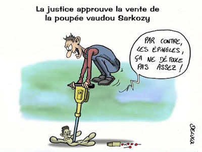 vaudou CDG 04 : Crime de lèse-majesté