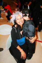 batman and his magic fairy