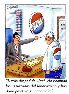 Fidelidad a Pepsi