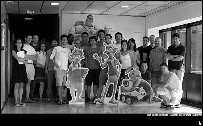 Ilion Animations team