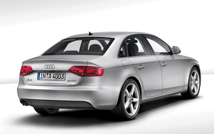 carspotblog 2009 audi a4 review. Black Bedroom Furniture Sets. Home Design Ideas