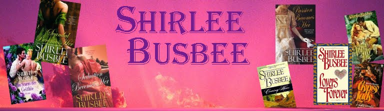 Shirlee's musings