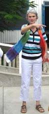 Instructora Margaret Kohet, hermosa dama Australiana...