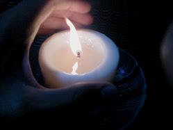 live like a candle