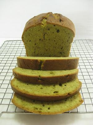 Green tea pound cake recipe nick malgieri