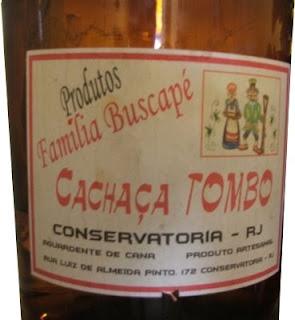 Cachaça Tombo