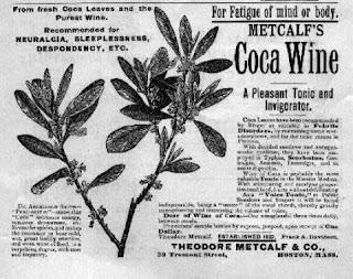 Metcalf Coca Wine
