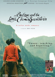 DVD cover from Balzac and the Little Chinese Seamstress