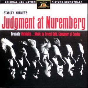 Judgment at Nuremberg, Spencer Tracey