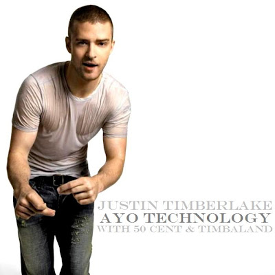 Justin Timberlake Single on Just Cd Cover  Justin Timberlake  Divers Single    Ayo Technology