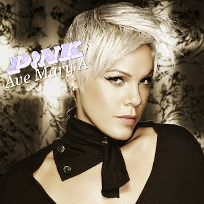 Funhouse Album Cover. Just Cd Cover: P!NK: Ave Mary