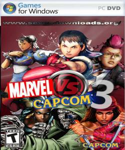 Marvel+VS+Capcom+3 Download Marvel vs Capcom 3 PC