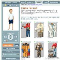 YahooAvatar Optimized 9 Website keren untuk membuat avatar