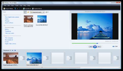 windows movie maker Optimized Download Windows Movie Maker