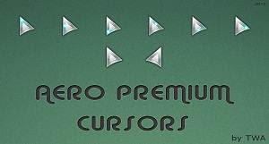 Aero Premium Optimized 21 Cusor pack Untuk Windows Xp dan Windows 7