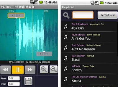 Free Download RingDroid