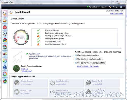 Google Cleaner GUI Download Google Cleaner License Key Gratis