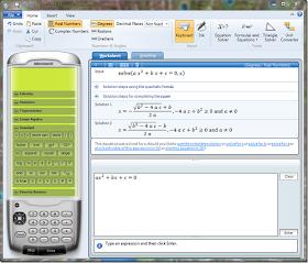 Pecahkan Berbagai Soal dengan Microsoft Mathematics Image