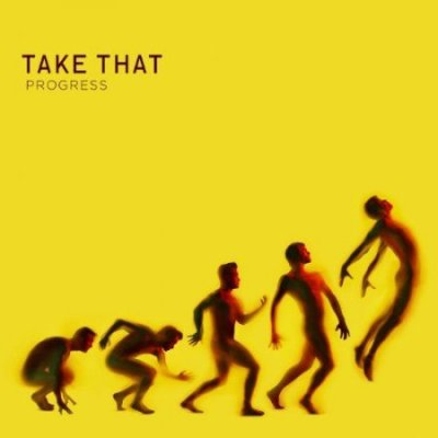 Album Progress (2010) take that