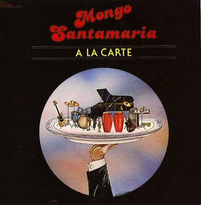 Mongo Santamaria Feeling Alright