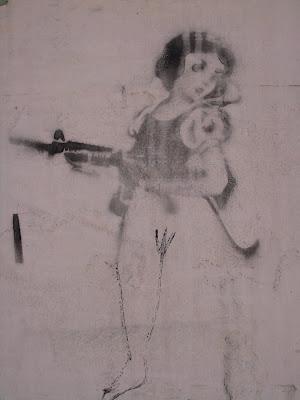 Snowhite Graffiti