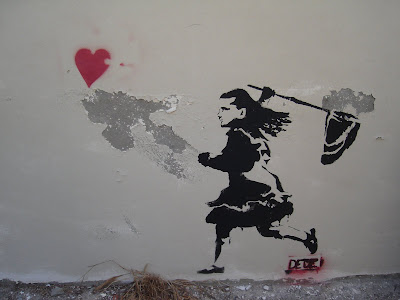 Graffiti-Love Catcher by Dede