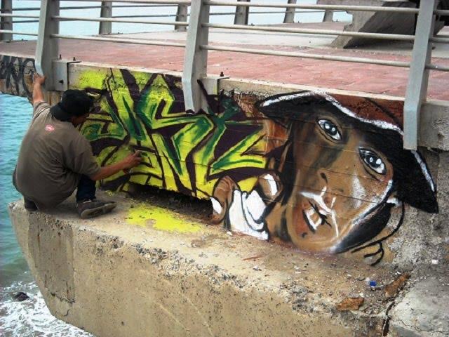 GRAFFITERO BASK
