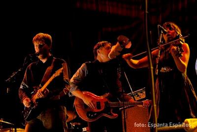 Arcade Fire @ SBSR (3 de Julho de 2007)