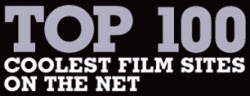 Top 100 coolest film sites on the net