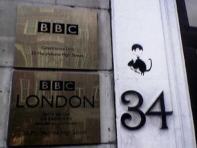 BBC @ Marylebone High Sreet