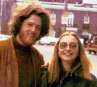 The freewheelin' Bill Clinton