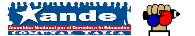 ANDE Comunal Talca