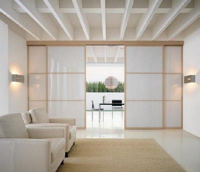 Ada architecture design art le porte in rovere sbiancato - Porte in rovere sbiancato ...