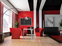 Pareti Grigie E Rosse : Consigli per la casa e l arredamento imbiancare casa