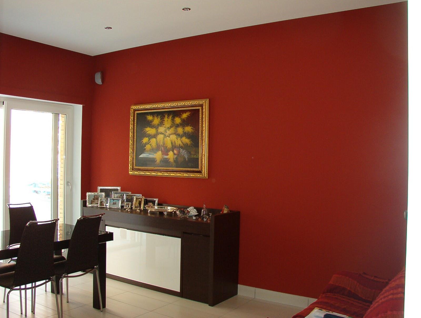 salone bicolore classico : Consigli per la casa e l arredamento: Imbiancare casa: colori e ...