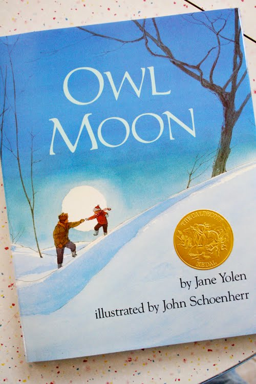an analysis of the childrens book owl moon Winner of a caldecott medal, owl moon is a quiet inducing book the older children will learn the variety of literary devices used in the text of the book.