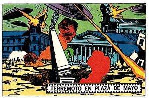 Alberto Breccia - Platos voladores al ataque!