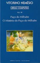 Paço do Milhafre e O Mistério do Paço do Milhafre