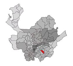 Ubicación geográfica Municipio