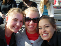 Me, JoAnn and Kailey at a RC Football game.