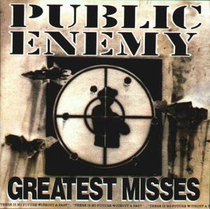 Public Enemy  Greatest Misses (1992)