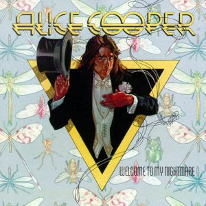 Alice Cooper  Welcome to My Nightmare (1975)