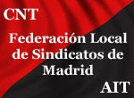 Página de la Federación Local de Madrid