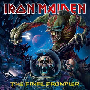 Download CD Iron Maiden – The Final Frontier 2010