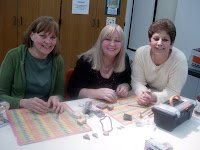I teach Polymer Clay in the Spring and Fall at the Smithtown Adult Ed